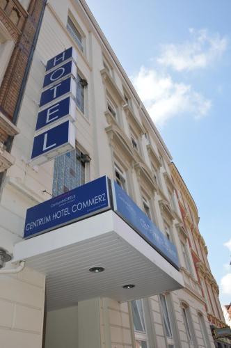 Centrum Hotel Commerz am Bahnhof Altona photo 10