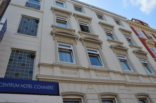 Centrum Hotel Commerz am Bahnhof Altona impression