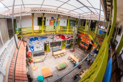 Hotel Dragonfly Hostels Cusco