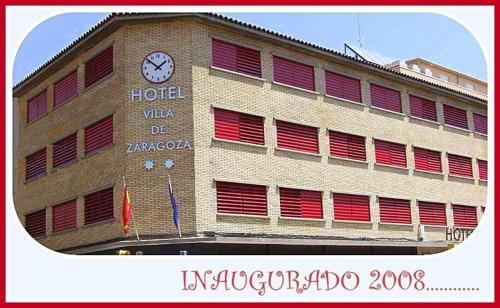 . Hotel Villa de Zaragoza