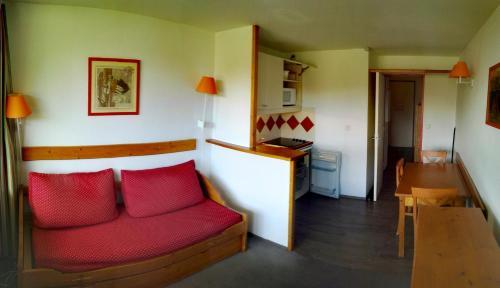 Charmant studio de 25m² au pied des pistes - Hotel - Huez