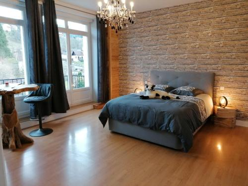 Chez MARLYSE - Accommodation - St Maurice sur Moselle
