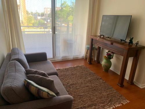 Departamento - Sanitizado Ozono -Place - Factura- Central- Empresas - Apartment - Chillán