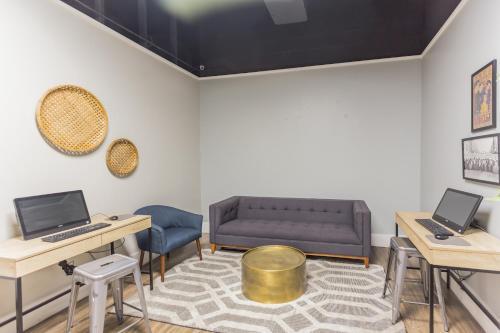 Modern Studio in Downtown Memphis rom bilder
