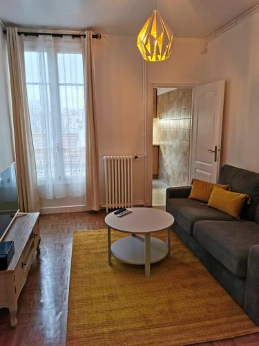 Studio bien placé pour visiter Paris - Location saisonnière - Vincennes