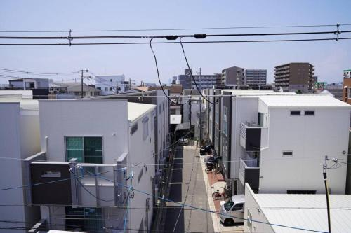 SONG Japan Villa/Tengachaya Station Direct access Kansai AIRPORT/FREE GARAGE/near KABUKI theater
