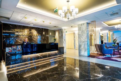 Hotel Gromada Arka Lux