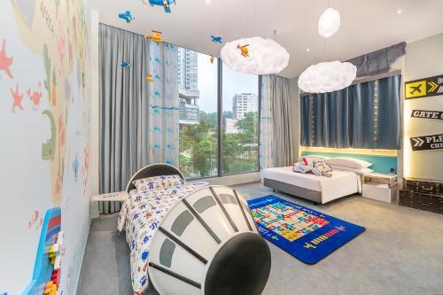 Dorsett Tsuen Wan, Hong Kong foto della camera