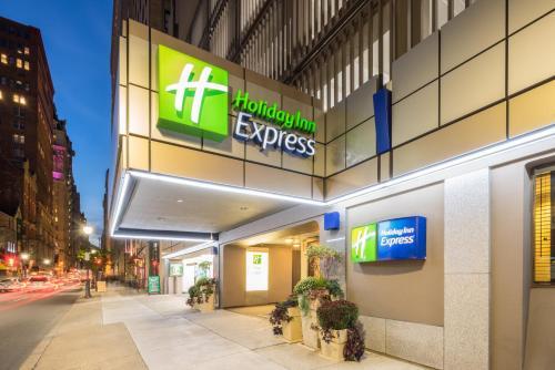 Holiday Inn Express Philadelphia-Midtown, an IHG hotel - Hotel - Philadelphia