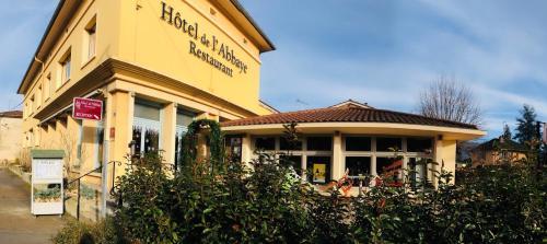 . Hotel Restaurant de l'Abbaye