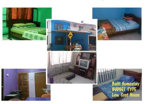 Bajet Homestay - low cost houses