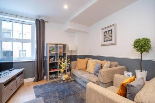Modern 1 bed up to 4 guests Tower Bridge