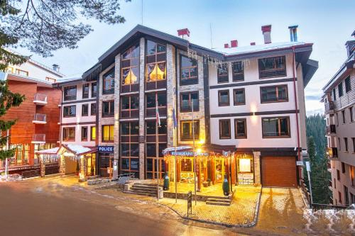 . Pamporovo Central Apartments