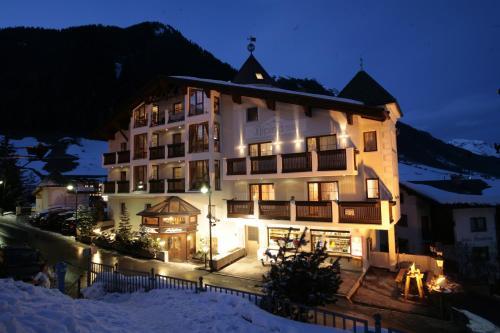 Hotel Alpina Ischgl