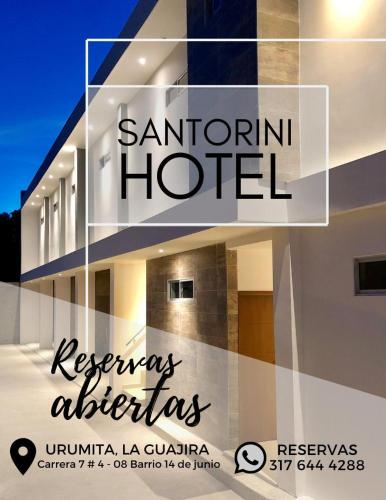 Hotel santorini, Villanueva