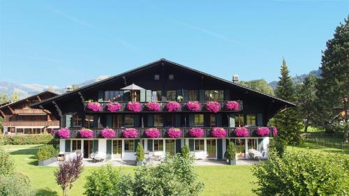 Hotel Arc-en-ciel Gstaad Apartments