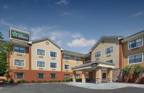 . Extended Stay America Suites - Columbus - Bradley Park