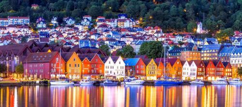 Hotel-overnachting met je hond in Radisson Blu Royal Hotel, Bergen - Bergen - Bergenhus