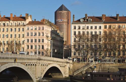 Radisson Blu Hotel, Lyon - Hôtel - Lyon