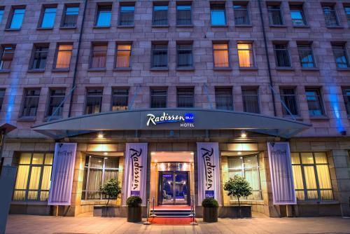 . Radisson Blu Hotel Bremen