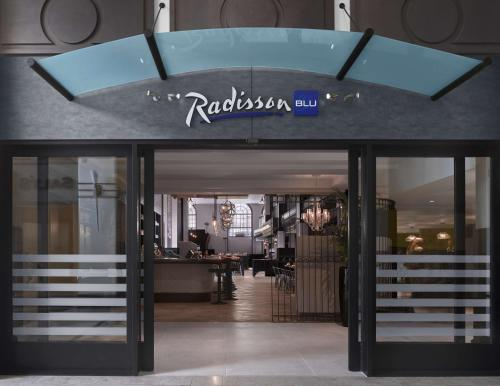 Radisson Blu Hotel, Leeds City Centre