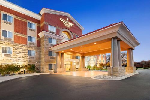 Country Inn & Suites by Radisson, Dearborn, MI - Hotel - Dearborn