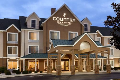 Country Inn & Suites by Radisson Savannah I-95 North