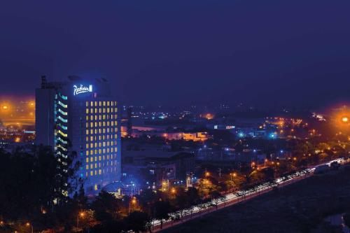 . Radisson Blu Hotel, Greater Noida