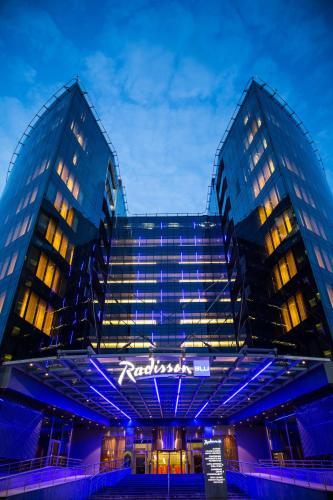 . Radisson Blu Hotel Moscow Sheremetyevo Airport