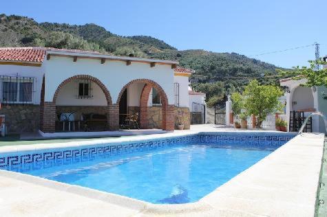 Villa Marín - Hotel - Canillas de Aceituno