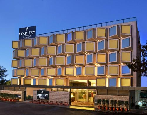 Hotel Country Inn & Suites By Radisson, Bengaluru Hebbal Road