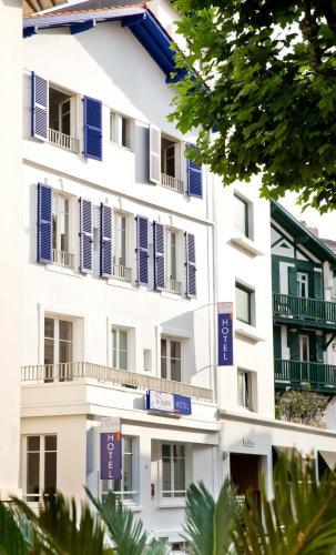 . Hôtel Le Saphir