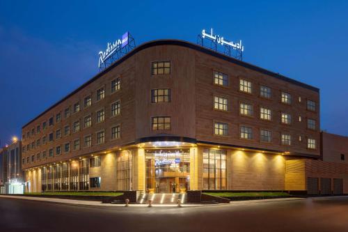 Фото отеля Radisson Blu Hotel, Buraidah