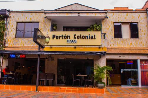 Hotel Hotel Porton Colonial