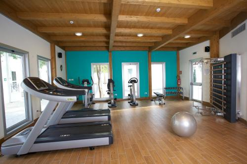 Cuscino Ad Aria Fitness.Sira Resort In Italy