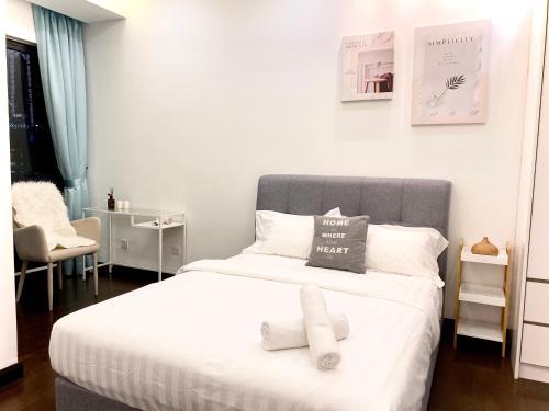 HOT 5 star Cozy luxury Suites kuala lumpur FREE wifi KLCC View, Kuala Lumpur