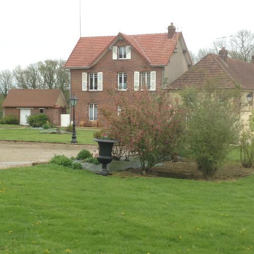 La maison d'amis - Location saisonnière - Auneuil