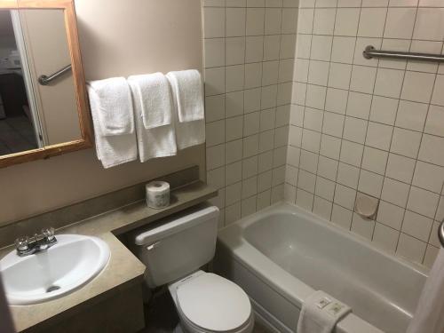 Jockey Motel - Edmonton, AB T5W 0Z5