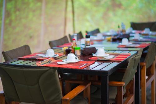Queen Elizabeth Bush Lodge by NATURE LODGES LTD, Bunyaruguru