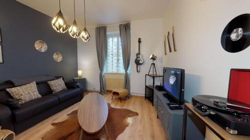 L'OCTAVE Colmar apartment 1 bedroom & living-room - Location saisonnière - Colmar