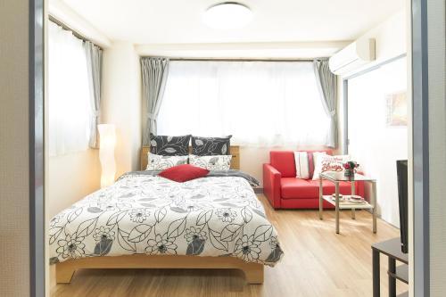 ESPERANZA103 Lovely cozy spacious room 10minutes to Ikebukuro and Ueno from Akabane