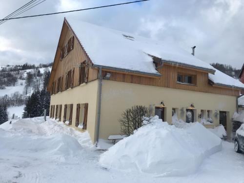 Chez Jeanmyvonne - Accommodation - La Bresse Hohneck