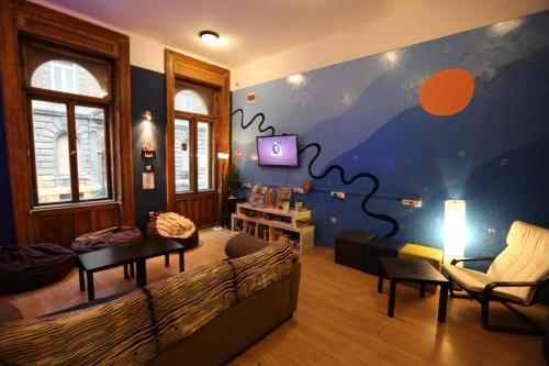 Meander Hostel Budapest, Pension in Budapest