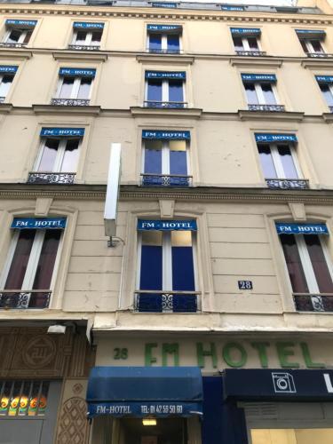 FM Hotel - Hôtel - Paris