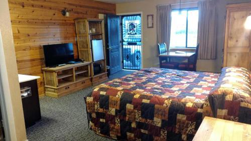 Chama River Bend Lodge - Accommodation - Chama