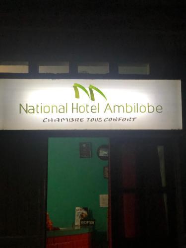 Hotel National Ambilobe, Diana