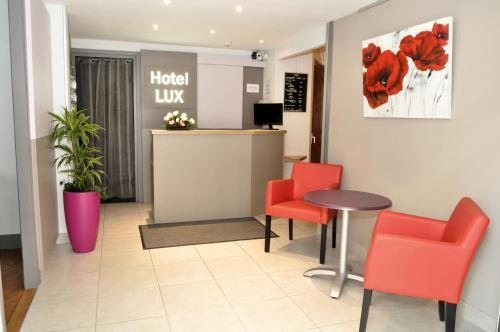 Hotel Lux - Hôtel - Grenoble