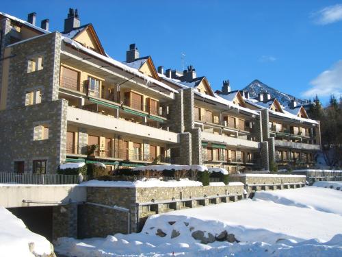 Apartamentos Ball Benas Edificio Mirador - Apartment - Cerler