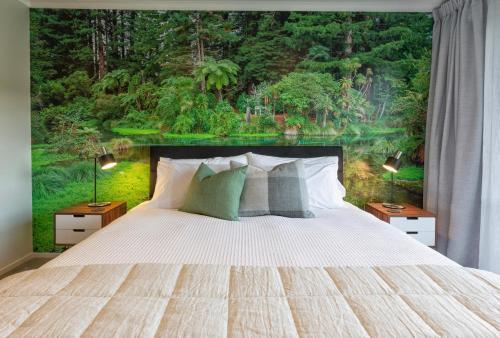 Parkside Boutique Lodge - Accommodation - Rotorua