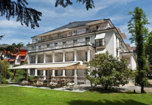 . Radisson Blu Badischer Hof Hotel